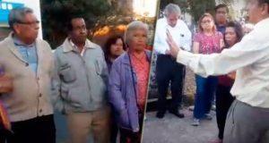 Colonos de Maravillas acusan amenazas de Agua de Puebla por adeudos y amparos