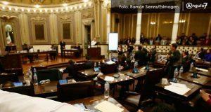 Antes de irse, Aguilar plantea eliminar recesos legislativos del Congreso