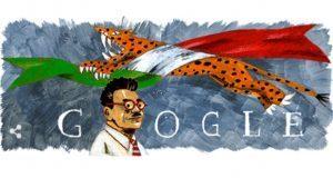 Google celebra natalicio de J. C. Orozco