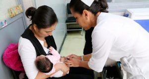 Inicia Issste campaña de vacunación contra influenza estacional