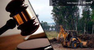 Juzgado aplaza audiencia contra parque de Amalucan por falta de documentación