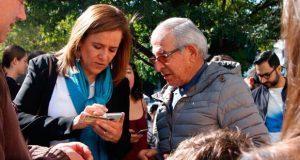Margarita Zavala se rezaga en Puebla