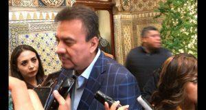 Rincón vuelve a negar inseguridad en Puebla