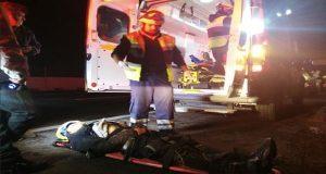 Muere delincuente durante enfrentamiento con PF en la México-Puebla