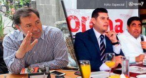 Barbosa tiene posibilidades de ganar gubernatura con Morena: Noroña
