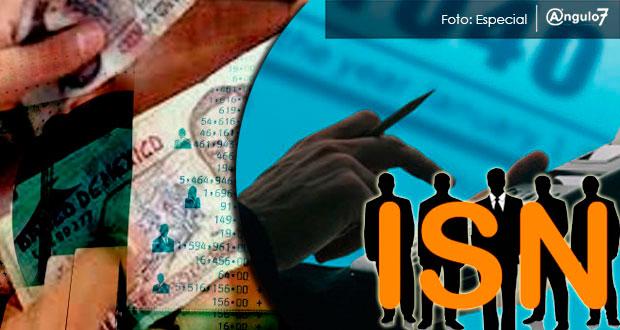 Ley de Ingresos 2018 no contempla reducir ISN
