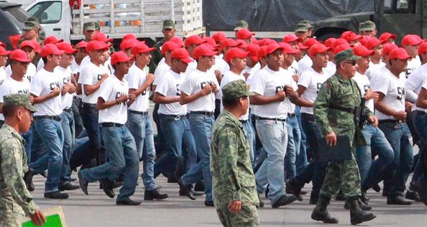 Sorteo para servicio militar, 26 de noviembre en estadio Zaragoza