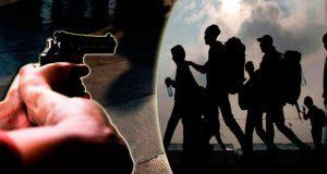 Grupo armado mata a niño y hombre migrantes en Chiapas: INM