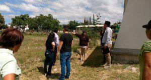Edil de Ahuatempan y Capcee confirman comedor para telesecundaria
