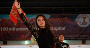 Jóvenes preparan evento cultural para aniversario de Antorcha
