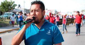Antorchistas de Puebla capital invitan a aniversario 43