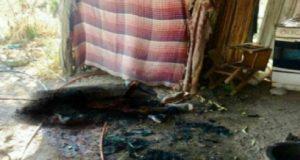 Hallan hombre calcinado cerca de vivienda en Izúcar de Matamoros