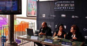 """Llegará a Puebla festival de cine y arquitectura """"Cinetekton"""""""