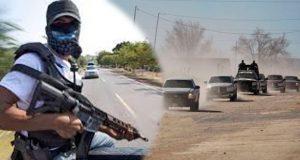 Ahora en Tecamachalco comando rescata a dos presos y hombre es baleado