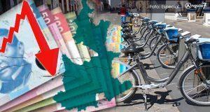 Obligarían a Cycloshare a reducir en 50% costos de Bici Puebla