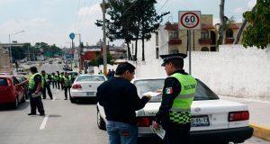 En 3 años, se han recaudado 139 mdp por infracciones en Puebla