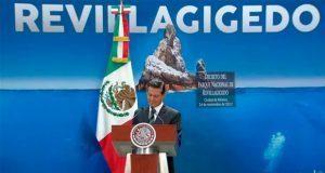 Gobierno federal declara islas Revillagigedo como parque natural
