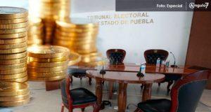 Magistrado defiende petición de incremento del 317% a presupuesto del TEEP