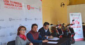 Ciudadanos de SPC elegirán 10 obras a ejecutarse en 2018