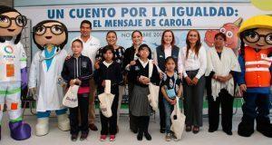 Sedif pone en marcha iniciativa de equidad de género en escuelas