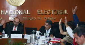 Designa INE consejeros distritales con vínculos partidistas, acusan PAN, PRD y Morena
