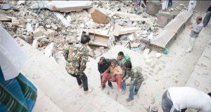 Terremoto de 7.3 grados golpea Irán; van más de 400 muertos