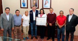Tortillerías se unen a campaña estatal contra la violencia de género