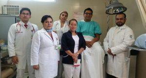 IMSS realiza vasectomía sin bisturí a derechohabientes poblanos
