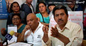 Acusan a edil de Chietla de querer expropiar 12 viviendas en Atencingo