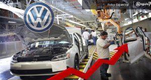 En 2017, Volkswagen México reportó ventas 22% más altas que en 2016