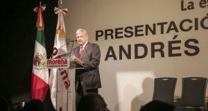 AMLO propone gabinete presidencial