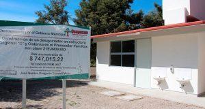 Invierten 747 mil pesos en obras para preescolar de Ocoyucan