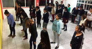 "Normal Superior ""Margarita Moran Veliz"" abre taller de danza"