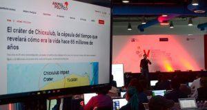 Seminario de periodismo en BUAP concluye con premios de Conacyt