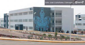BUAP tendrá su centro de convenciones en 2018, afirma Alfonso Esparza
