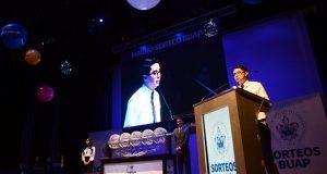 BUAP entrega 106 premios de la edición 18 del magno sorteo