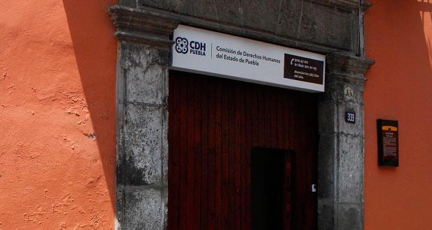 CDH local ha recibido mil 155 quejas contra autoridades