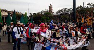 La caravana que busca visibilizar la desaparición de migrantes