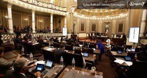 Congreso local exonera a Peñaloza de presuntas irregularidades en 2009