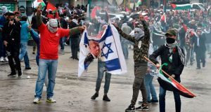 El mundo protesta y no reconoce a Jerusalén como capital de Israel