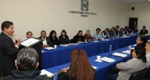 Edil de Tecamachalco promete dar disculpa pública a regidoras para librar sanción del PAN. Foto: Twitter/@PANPUEBLA