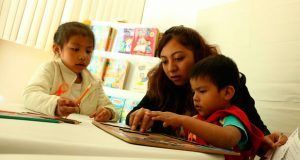 En Tehuacán, FGE realiza actividades para prevenir violencia