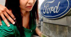 Por casos de maltrato y acoso sexual en los 90s, Ford se disculpa