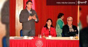 Vega exige claridad en elección de candidatos del PRI o advierte desbandada