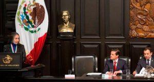 Ganadora de Belisario Domínguez pide a Senado debate sobre LSI