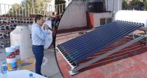 SPC invertirá 7 mdp en calentadores solares que serán gratuitos