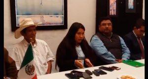 Opositores a gasoducto Tuxpan-Tula acusan hostigamiento y amenazas