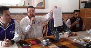 PES apoyará a Morena en Puebla y daría 40 mil votos: Rojas Blanca