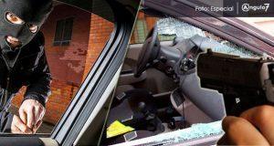 Vehículos robados sube 115.4% en Puebla