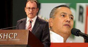 Hacienda desvió 250 mdp a campañas del PRI en 2016, acusan